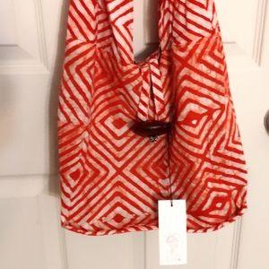 Queen Alaffia Handmade Cloth Bag